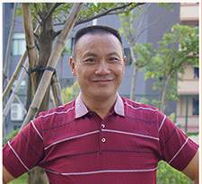 2016年 总务部 杨科