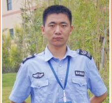 2016年 总务部 郭本权