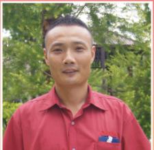 2017年 生产部 梁 峰