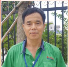 2017年 总务部 陈海林