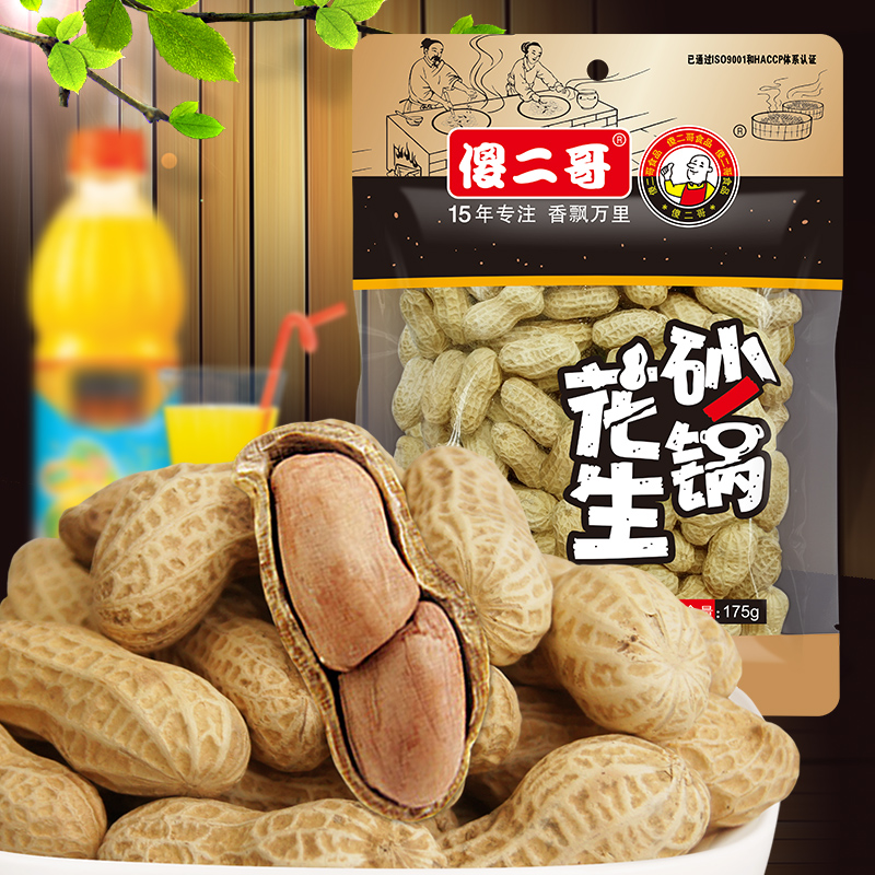 砂锅花生原味香烤味 175g